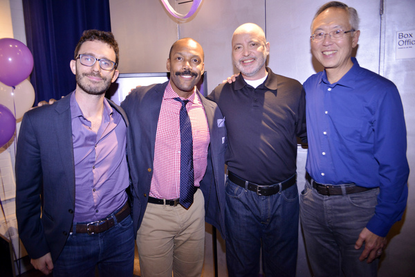 Andrew Resnick, T. Oliver Reid, Brad Rouse, Ted Shen Photo