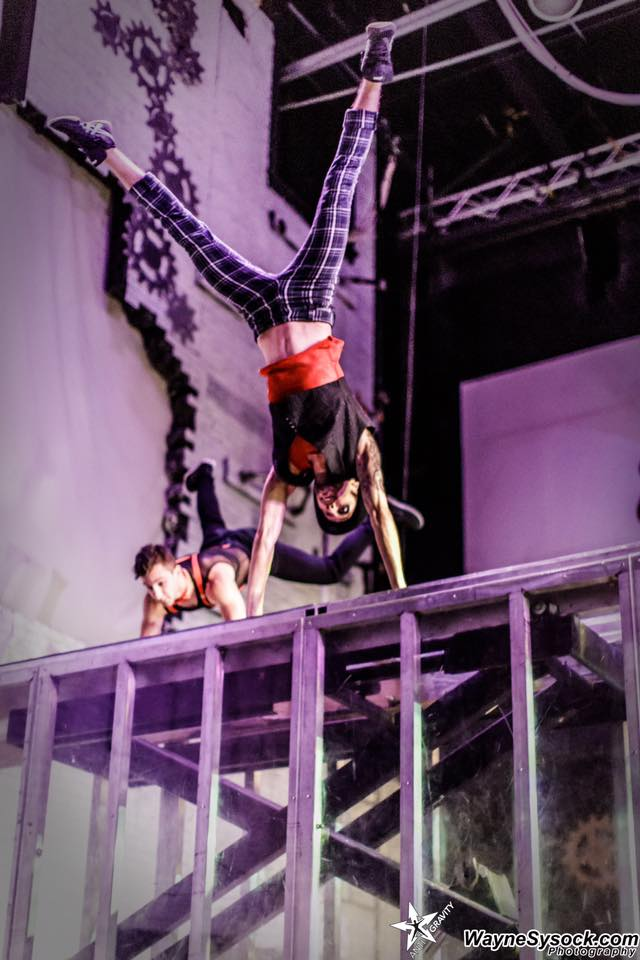 BWW Feature: AntiGravity Orlando & Red Fish Theatre Team Up for Surprising & Sexy ROCKY HORROR