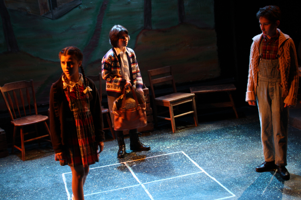 Photo Flash: First Look at Mia Sinclair Jenness, Danielle Gordon and More in KOTA's THE HUNDRED DRESSES