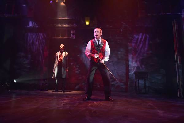 Photos: DR. JEKYLL AND MR. HYDE Opens at Orlando Shakespeare Theater