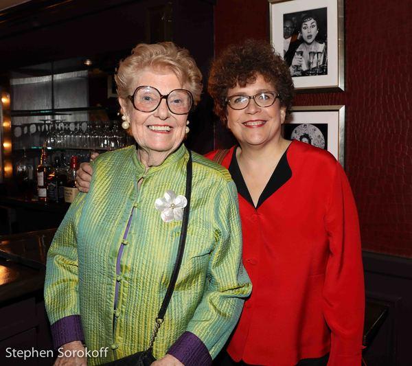 June Freemazon, Judith Clurman