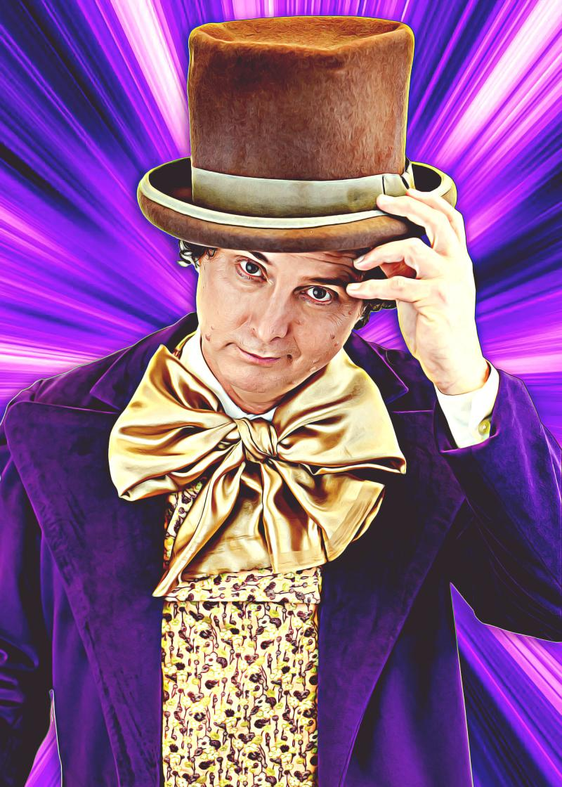 Act Too Pro's WILLY WONKA Opens Tuesday Night at Franklin