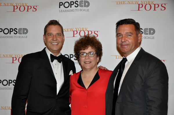Steven Reineke, Judith Clurman and Nathan Gunn