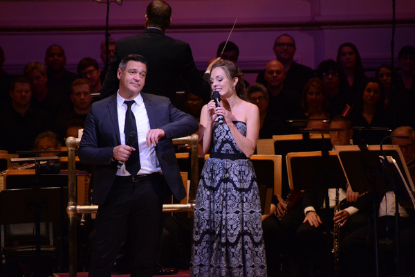Photo Coverage: The New York Pops Opens Their Season with THE MUSICAL WORLD OF LERNER AND LOEWE