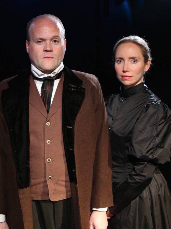 Isaac Wade and Natalie Hope Macmillan