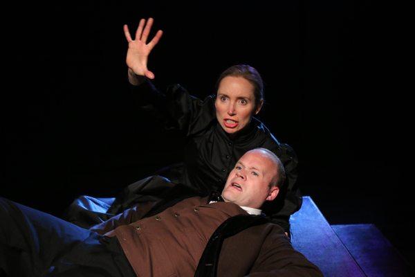 Natalie Hope Macmillan and Isaac Wade
