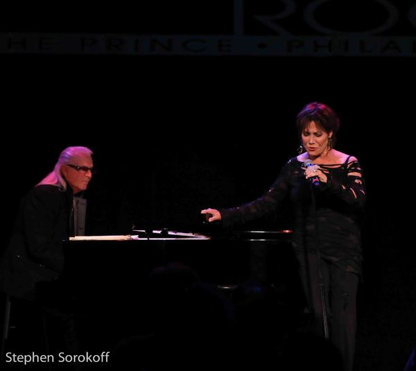 Ron Abel, music director & Michele Lee