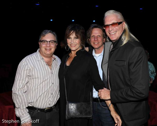 Rory Paul, Michele Lee, Robert Kotonly, Ron Abel
