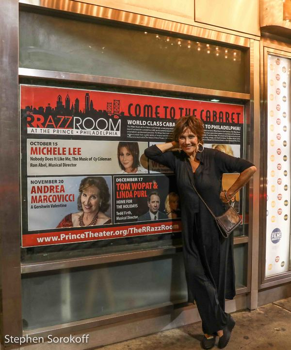 Photo Coverage: Michele Lee brings NOBODY DOES IT LIKE ME, to The RRazz Room