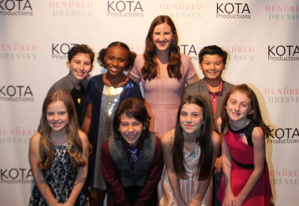 Stephen Sayegh, Danielle Gordon, Kaci Walfall, Sean Reda, Laura Luc, Mia Sinclair Jenness, William Poon, Presley Ryan