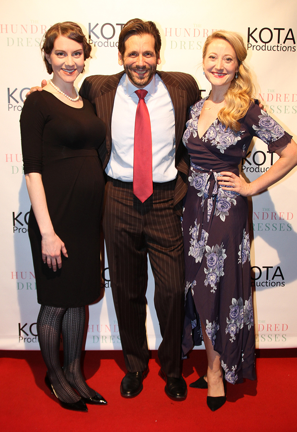 Photo Flash: THE HUNDRED DRESSES Opens at the Dorothy Strelsin Theatre