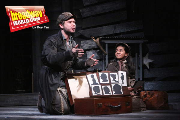 Photo Flash: Charing Cross Theatre's RAGTIME Opens in London