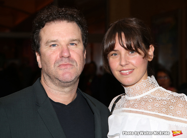 Douglas Hodge and Amanda Miller  Photo