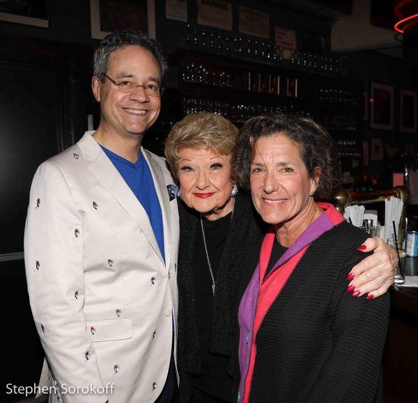 Mark Sendroff, Marilyn Maye, Julie Gold