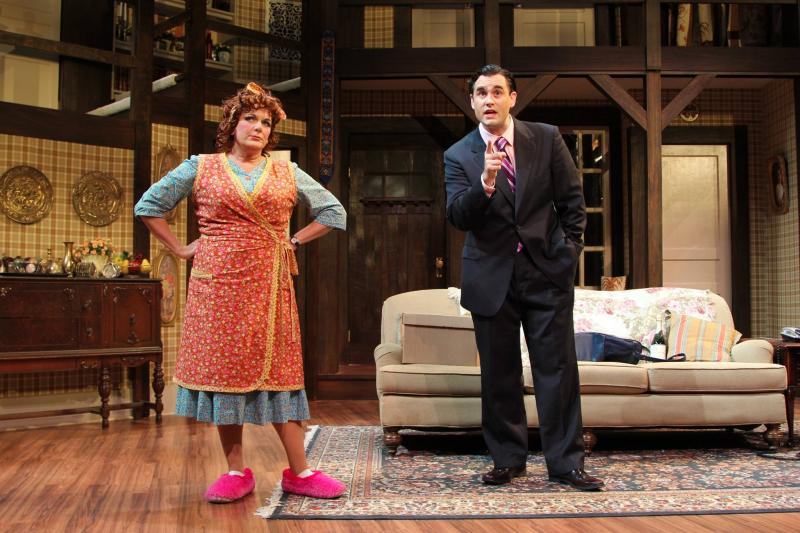 BWW Review: Nashville Rep's All-Star Cast Shines in NOISES OFF