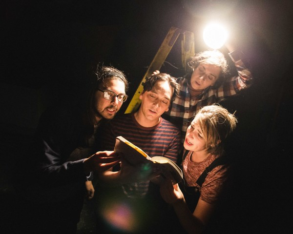 Andrew Tham, Kurt Chiang, Lily Mooney and Kirsten Riiber