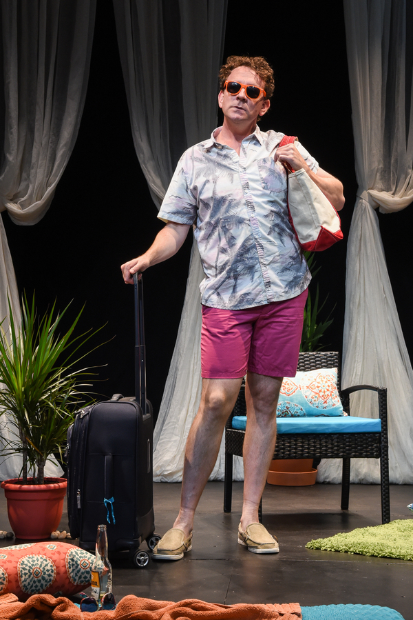 Photo Flash: Sneak Peek at Drew Droege's BRIGHT COLORS AND BOLD PATTERNS Off-Broadway