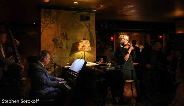 Billy Stritch & Christine Ebersole