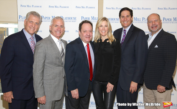 Randall S. Buck, Mark S. Hoebee, James L. Nederlander, Lauren Reid, Nicholas Scandalios and Todd Schnidt