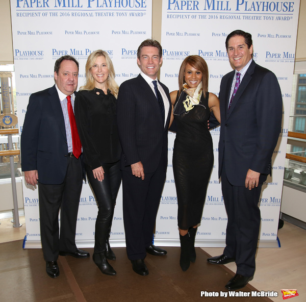 Photo Coverage: Meet the Cast & Creative Team for THE BODYGUARD at Paper Mill Playhouse!