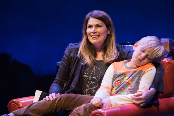 Photos: First Look at Heidi Blickenstaff, Emma Hunton and More in Disney's FREAKY FRIDAY in D.C.