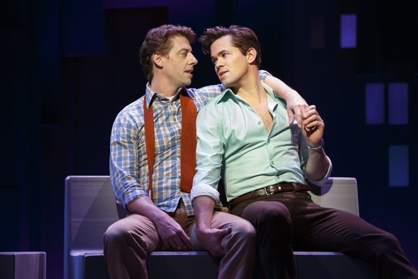 Falsettos Production Photo