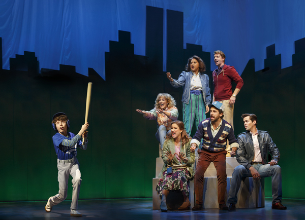 ANTHONY ROSENTHAL, BETSY WOLFE, TRACIE THOMS, CHRISTIAN BORLE, STEPHANIE J. BLOCK, BRANDON URANOWITZ, and ANDREW RANNELLS