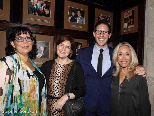 Christine Pedi, Roma Lopez, Frank C DiLella, Eda Sorokoff