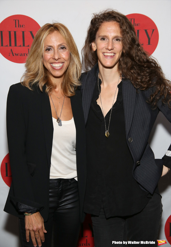 Amanda Green and Zoe Sarnak