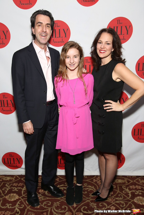 Jason Robert Brown, Molly Brown and Georgia Stitt