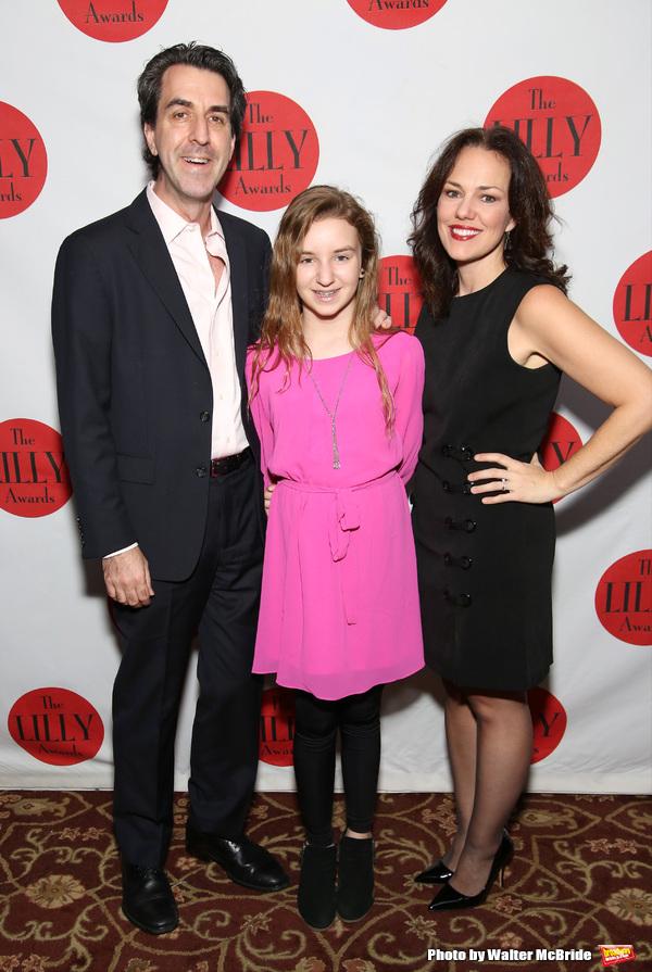 Jason Robert Brown, Molly Brown and Georgia Stitt
