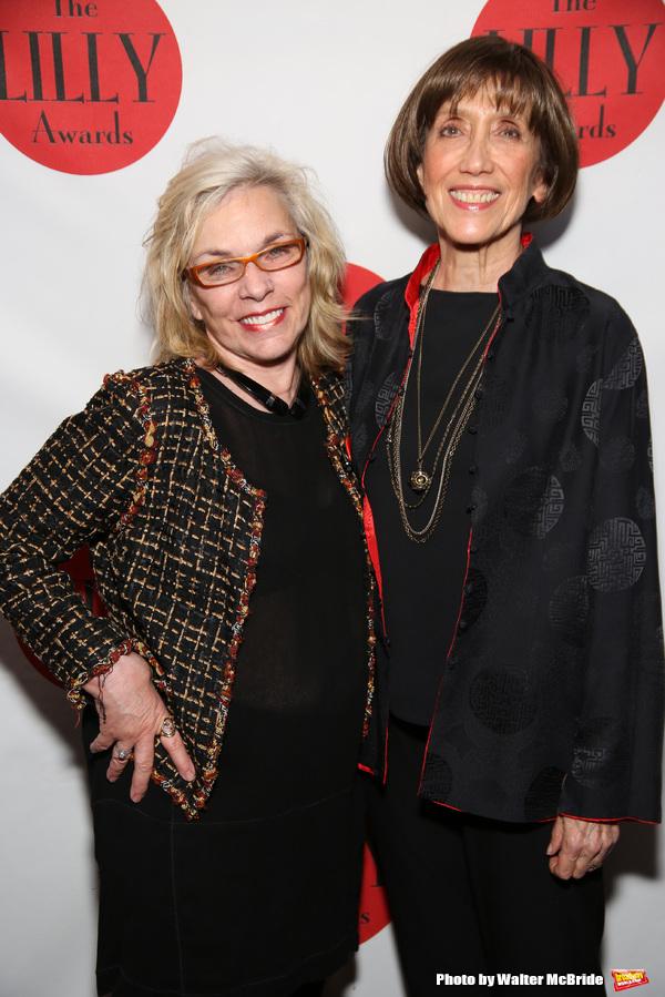 Marsha Norman and Susan Birkenhead
