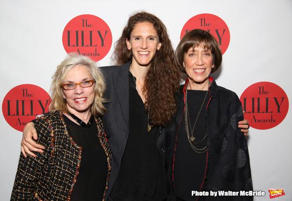 Marsha Norman, Zoe Sarnak and Susan Birkenhead