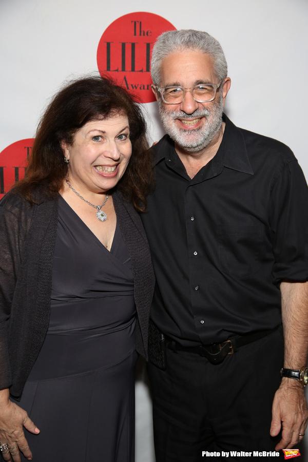 Winnie Holzman and David Evans  Photo