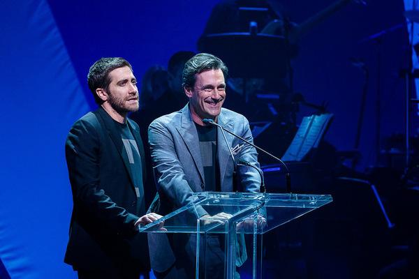 Jake Gyllenhaal, Jon Hamm