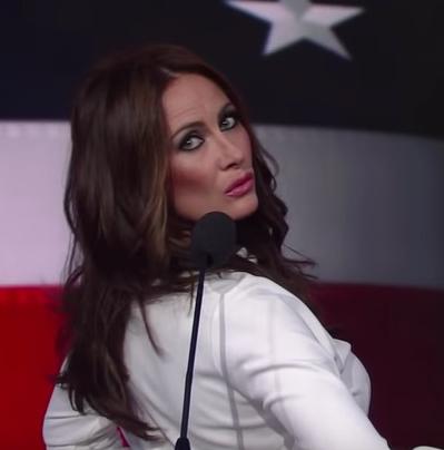 Laura Benanti to Return as Melania Trump on Tonight's LATE SHOW WITH STEPHEN COLBERT?