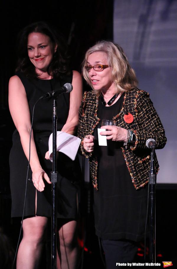 Georgia Stitt and Marsha Norman