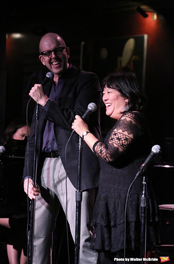 Jeff Blumenkrantz and Ann Harada