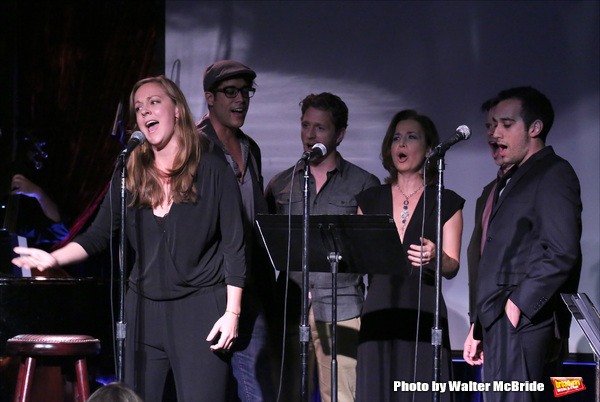 Photo Coverage: Women Songwriters Get the Spotlight at the Lilly Awards Cabaret!