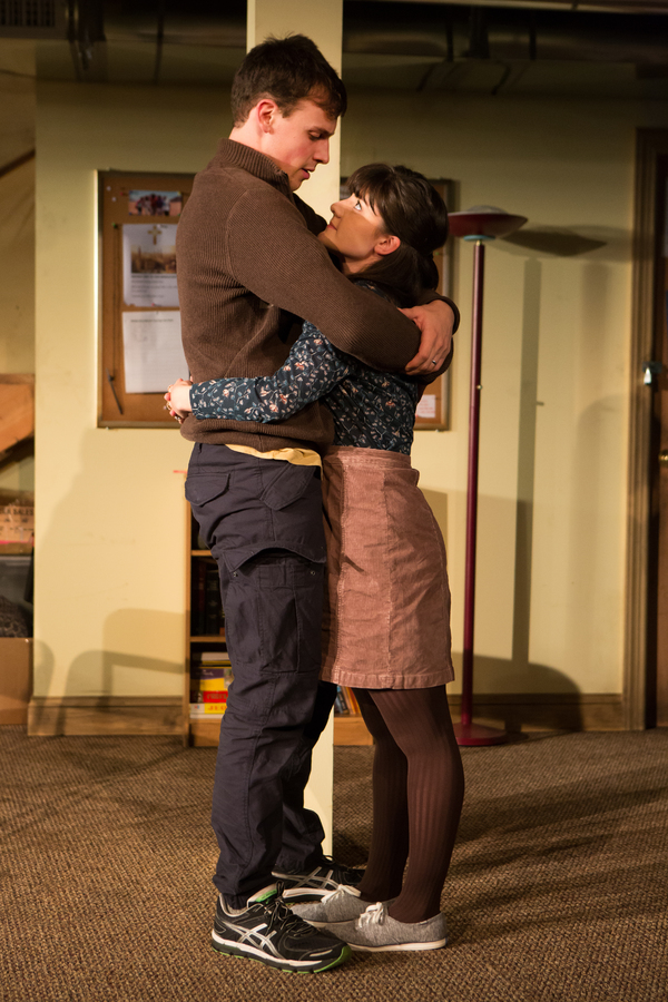 Photo Flash: First Look at Samuel D. Hunter's THE HARVEST at LCT3