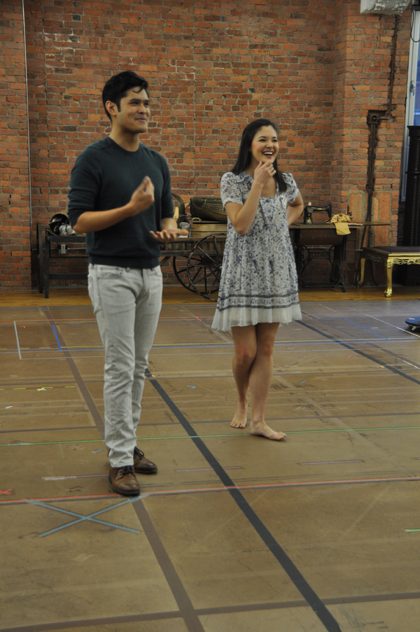 Photo Coverage: THE KING AND I Tour Gets Ready to Hit the Road!