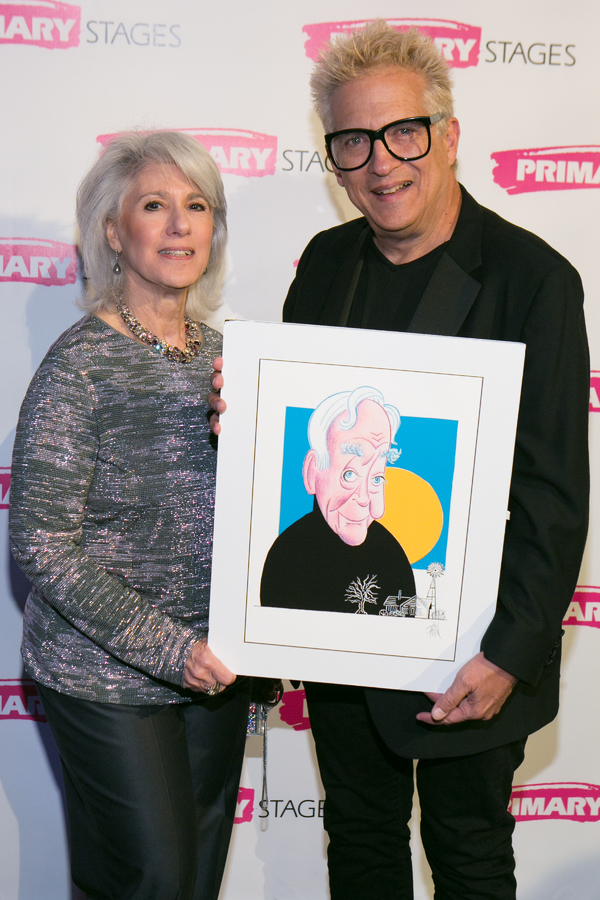 Photo Flash: Betty Buckley, Cicely Tyson, Estelle Parsons, Molly Ringwald and More Take Part in Primary Stages' 2016 Gala