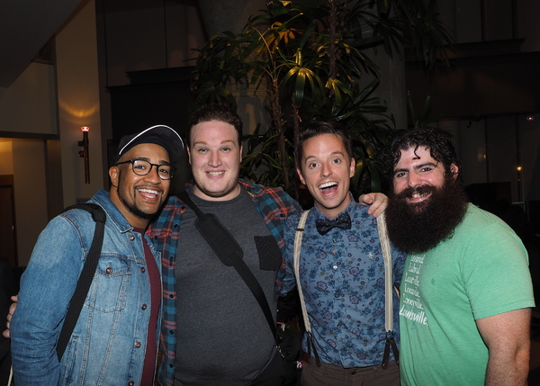 Brandon Michael Nase, Nick Morganella, Daniel Dawson, and Jason Peter Kennedy Photo