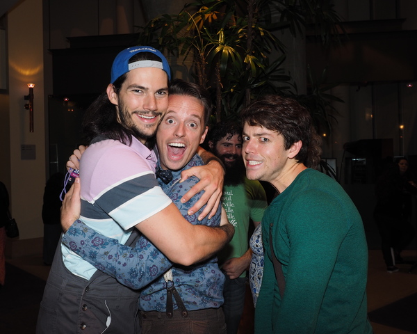 Nick Waaland, Daniel Dawson, and Brady Stanley Photo