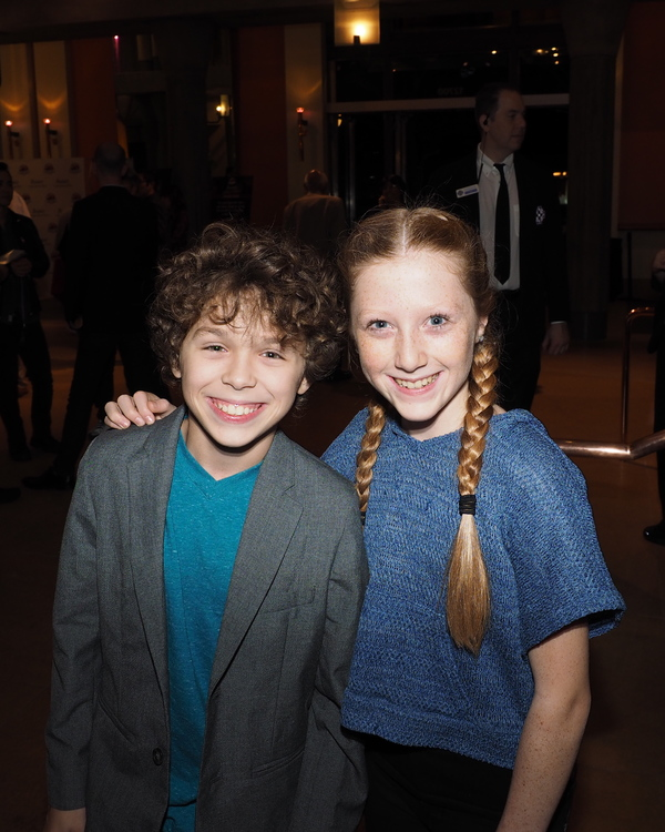 Jude Mason and Emilie Lafontaine Photo