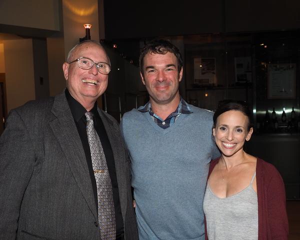 JIm Dawson, Buck Mason, and Dana Solimando Photo