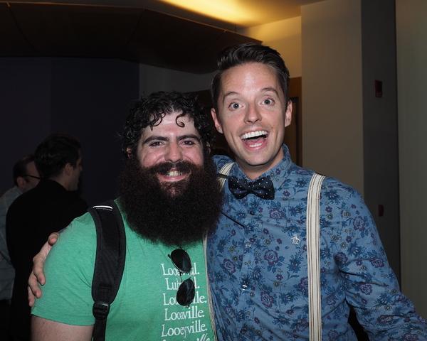 Jason Peter Kennedy and Daniel Dawson Photo