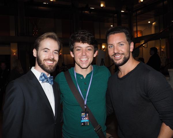 Max Herzfeld, Brady Stanley, and Joe Komara Photo