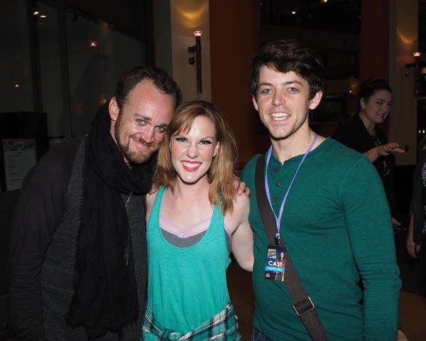 Dennis Kyle, Katie McConaughy, and Brady Stanley Photo