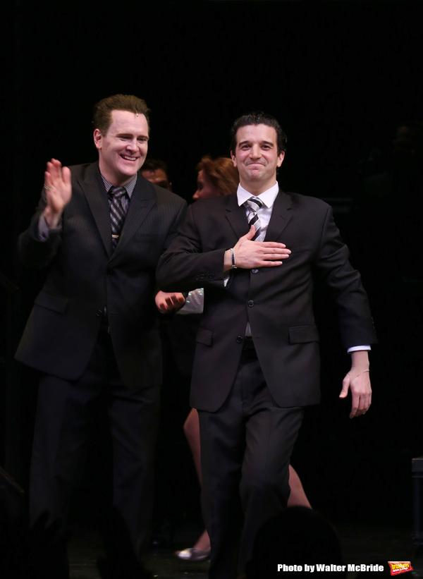 Jared Bradshaw with Mark Ballas